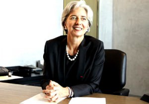 christine lagarde ministre economie finance industrie reforme pel 2011