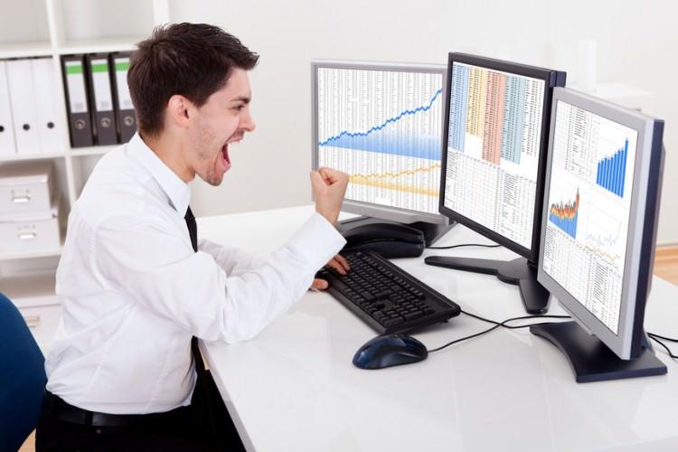 Trader sur un PC