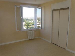 Intérieur appartement HLM
