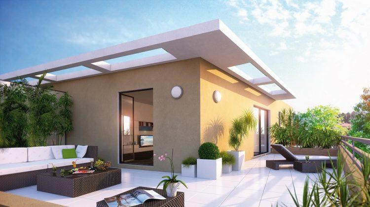 France hausse de la construction de logement neuf for Construction logement neuf