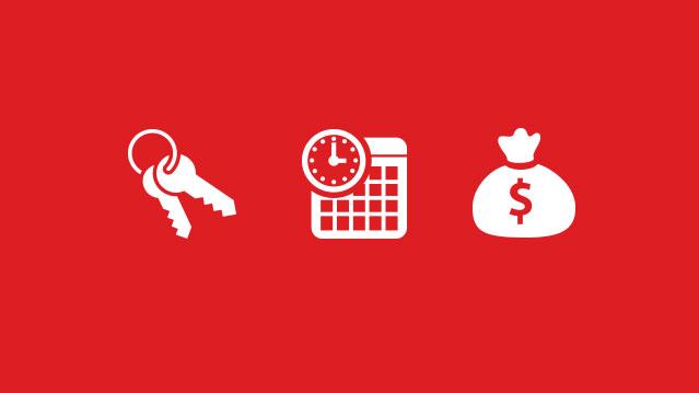Économies de temps, d'argent et de stress